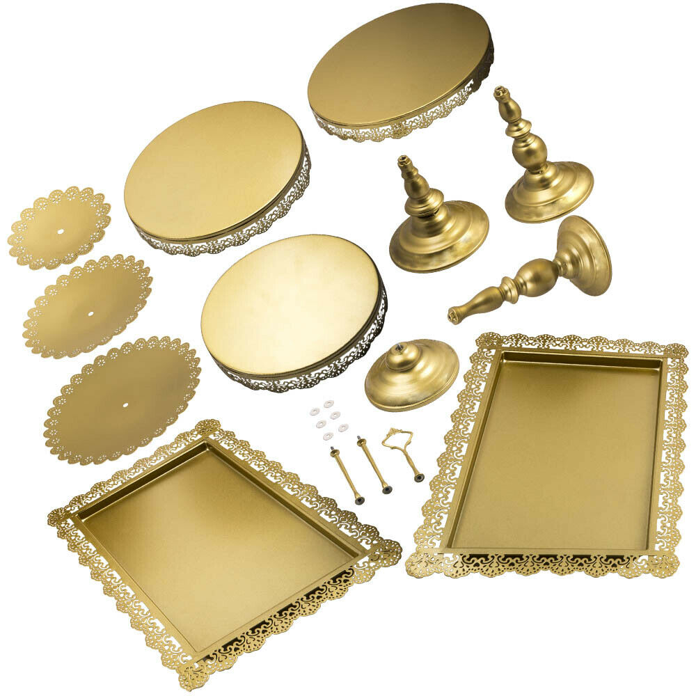 Cake Stands Plates